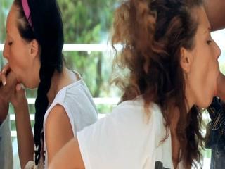 Порно видео онлайн без регистрации - Две лесбиянки